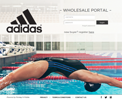 Monkey N Middle portal for Adidas